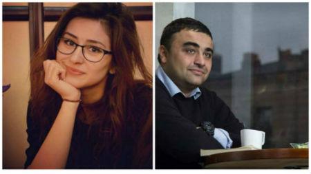 """""""Bir qadın, bir kişi soruşur""""- Ortaq layihədə Bəxtiyar Əlirzayev/ MANERA.AZ"""