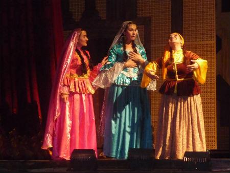 """""""Arşın mal alan"""" yenidən Musiqili Teatrın repertuarında/ MANERA.AZ"""