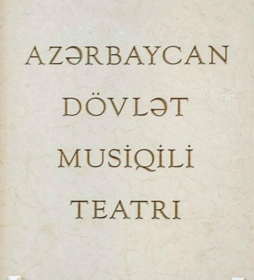 Musiqili Teatrın mart repertuarı/MANERA.AZ