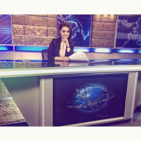 Televiziya mənə xoşbəxtliyi daddıran məkandır- Nüşabə Əliyeva TeleManda/ MANERA.AZ