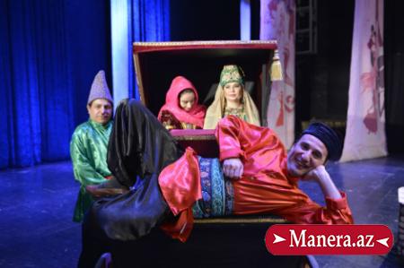 Musiqili Teatrda Beynəlxalq Teatr Günü / MANERA.AZ