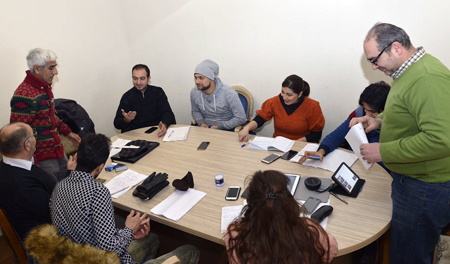 """Musiqili Teatrda yeni tamaşa – """"Hacı Qara"""""""
