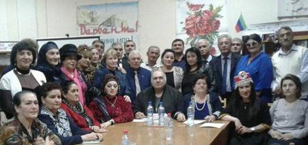 Azərbaycanlı şairənin  kitabları  Dərbənddə  təqdim olunub