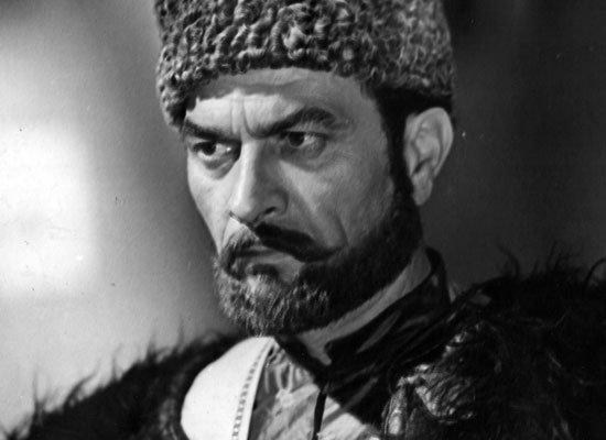 Kinomuzun Cahandar Ağası - Ələddin Abbasov