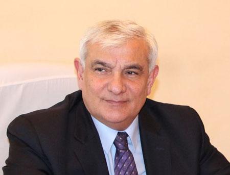 Kamal Abdulla yeniden rektor oldu