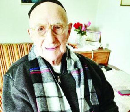 Ən yaşlı kişi vəfat etdi - 113 yaşında
