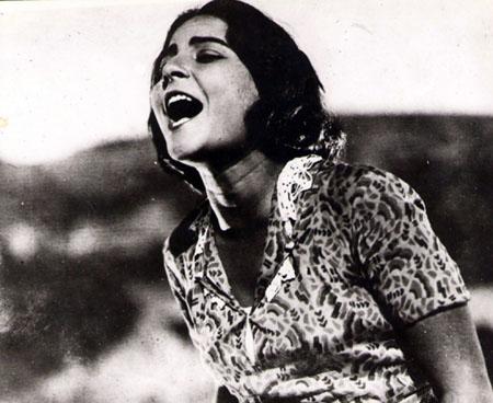 Kinomuzun ilk qadın aktrisası