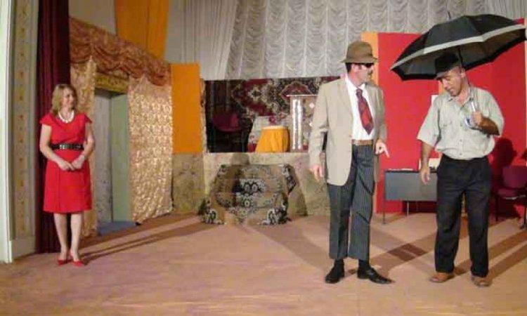 Füzuli Dram Teatrında yeni mövsüm