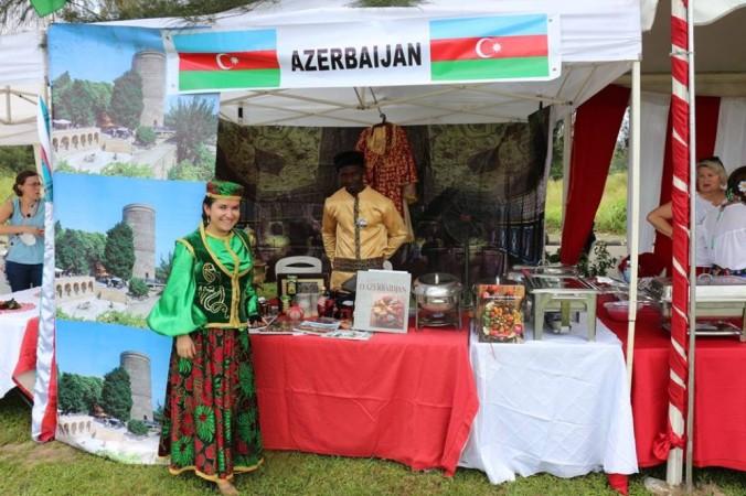 Azərbaycan Nigeriyada beynəlxalq festivalda təmsil olunub