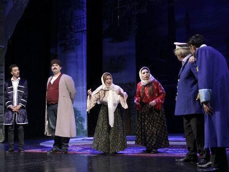 Musiqili Teatrda premyera -