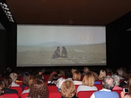 """""""Əli və Nino"""" filmi  Romada"""