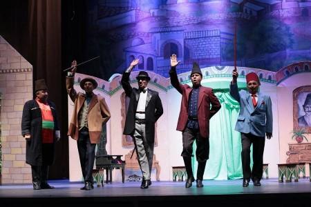 Musiqili Teatrda həftəsonu 6 tamaşa