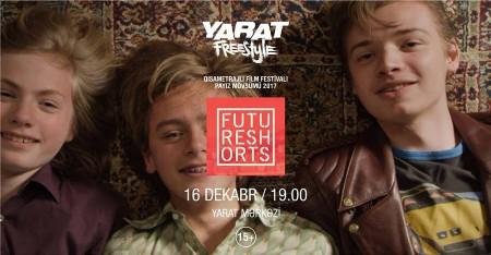 """""""YARAT""""da növbəti film festivalı"""