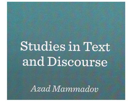 Prof. Azad Məmmədovun  yeni kitabı işıq üzü görüb