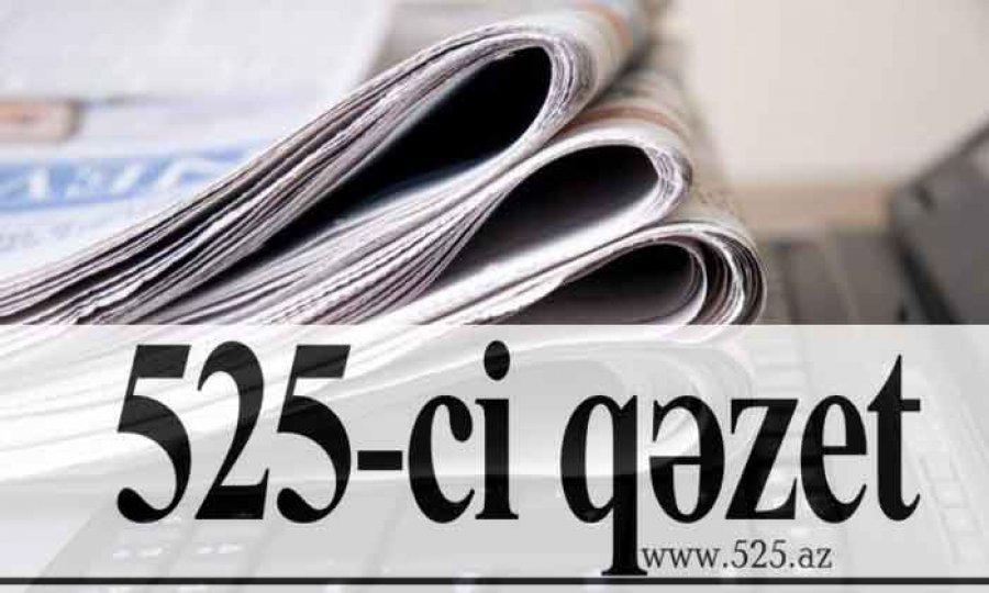 525-ci qəzet-Sözün işığında