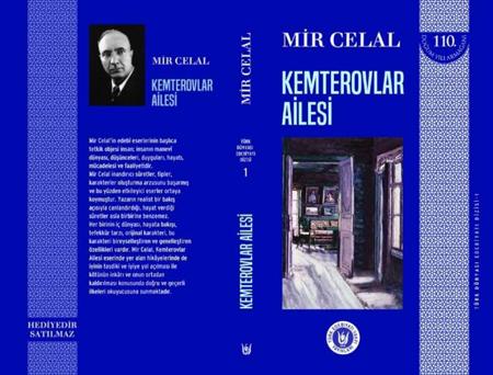 Mir Cəlal Paşayevin hekayələr toplusu Türkiyədə çap edildi