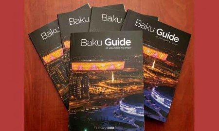 """Baku Guide"" kataloqunun fevral sayı"