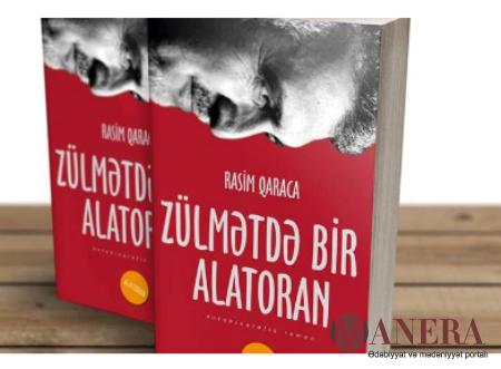 Rasim Qaraca yeni  romanı haqda: