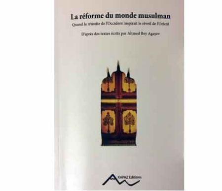 Əhməd bəy Ağaoğlunun kitabı Strasburqda çap edilib