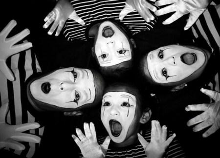 Pantomima Teatrı mart repertuarı