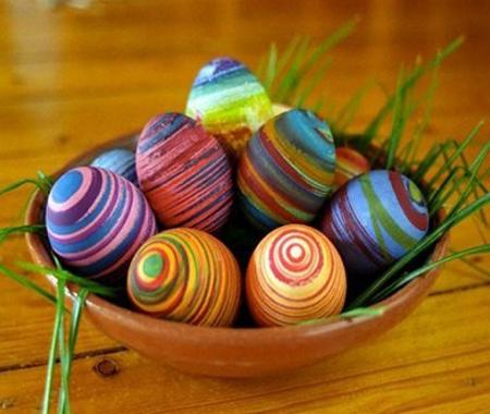 Novruz yumurtası - mifik düşüncədə yaradılışın simvolu