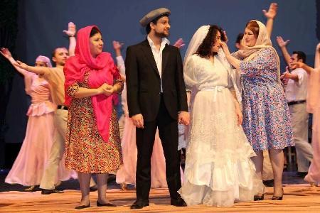 Musiqili teatrın Aprel repertuarı