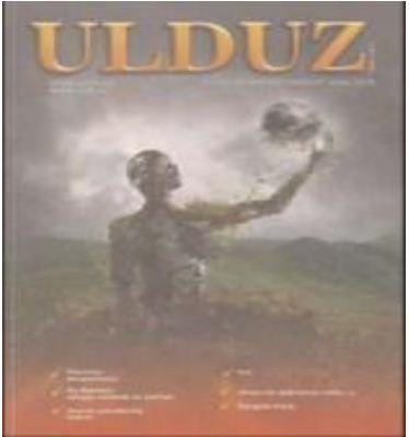 """""""Ulduz""""un aprel sayı"""