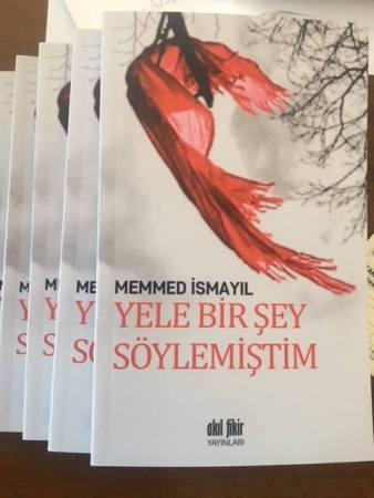 Məmməd İsmayılın İstanbulda kitabı çıxıb