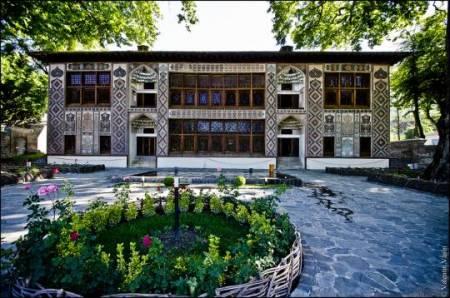 Şəki Xan sarayı - XVIII əsrin möcüzəsi