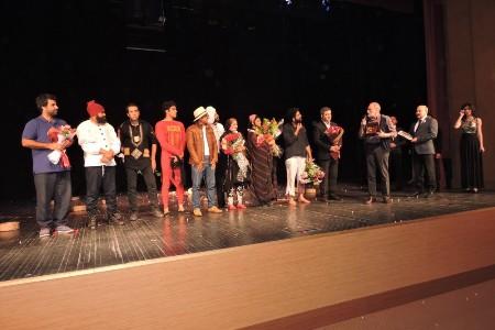 III Şəki Beynəlxalq Teatr Festivalına start verilib