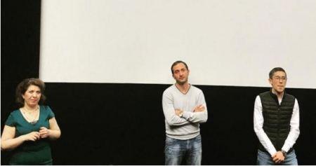 Estoniyada Azərbaycan Kinosu Günü