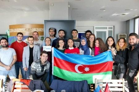 Azərbaycanlı tələbələr Birlik yaratdılar - Türkiyədə