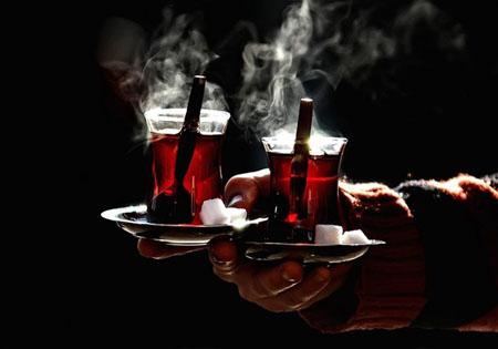 Çay sümüklərin bərkiməsinə kömək edir