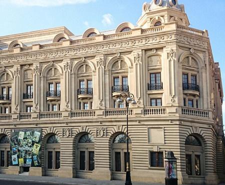 Musiqili Teatr yeni mövsümünə hazırlaşır