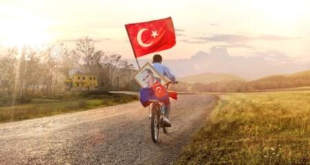 Bir söz əzizlənirdi ürəyimdə - Türkiyə!
