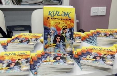"""""""Külək: Yel kürəsinin şahzadəsi"""" təqdim olunub"""