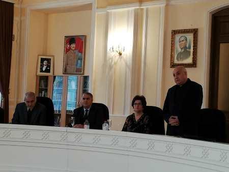 Atatürk Mərkəzində sözün təntənəsi