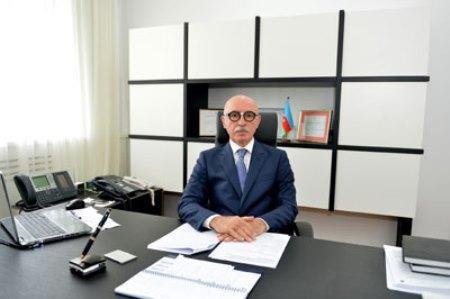 Firudin Qurbanov BDU-nun rektor əvəzi oldu