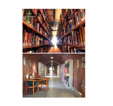Süpürgəçilər kitabxana açıb - Maraqlı