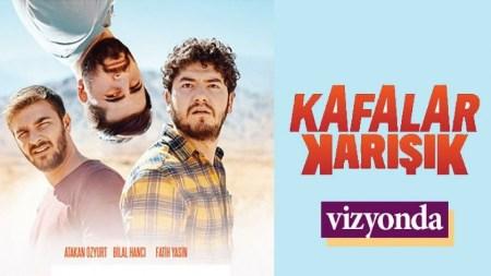"""""""Kafalar karışıq"""" türk komediya filminin nümayişi olub"""