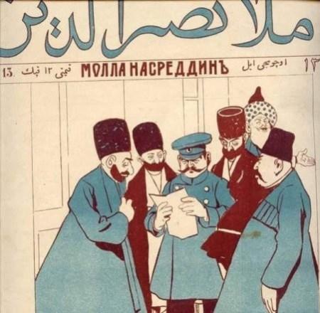 """""""Molla Nəsrəddin"""" jurnalı haqda nadir faktlar"""