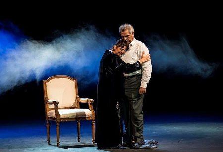 """""""Hasarın o üzü"""" tamaşası Gənc Tamaşaçılar Teatrında"""