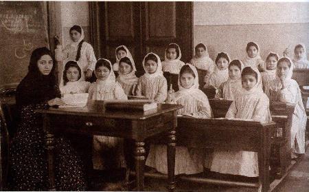 Azərbaycan təhsil tarixinin lider qadınları