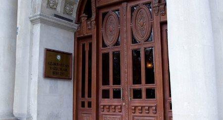 Yazıçılar Birliyinə 800 min manat ayrıldı - Sərəncam