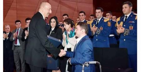 """Prezidentin mükafatlandırdığı magistr: """"Gözləmirdim..."""" - MÜSAHİBƏ"""