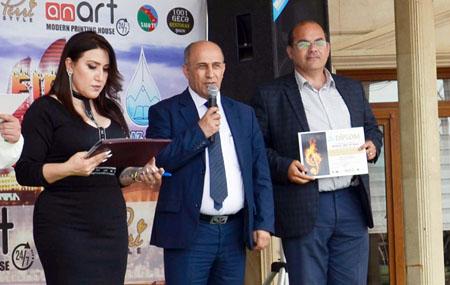 """""""Qafqaz-Media"""" fəaliyyətində fərqlənənləri təltif etdi"""