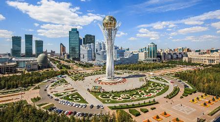 Avrasiya paytaxtlarının yazarları Nur-Sultana yığışır