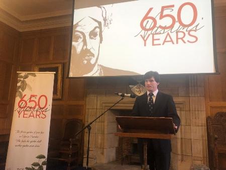 Şotlandiyada Nəsiminin 650 illik yubileyi qeyd olunub