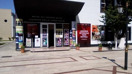 Lənkəran Teatrı İrana festivala gedir