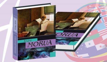 Andre Moruanın kitabı Azərbaycan dilində